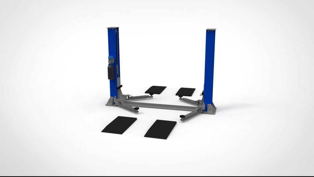 Rubber Ramps